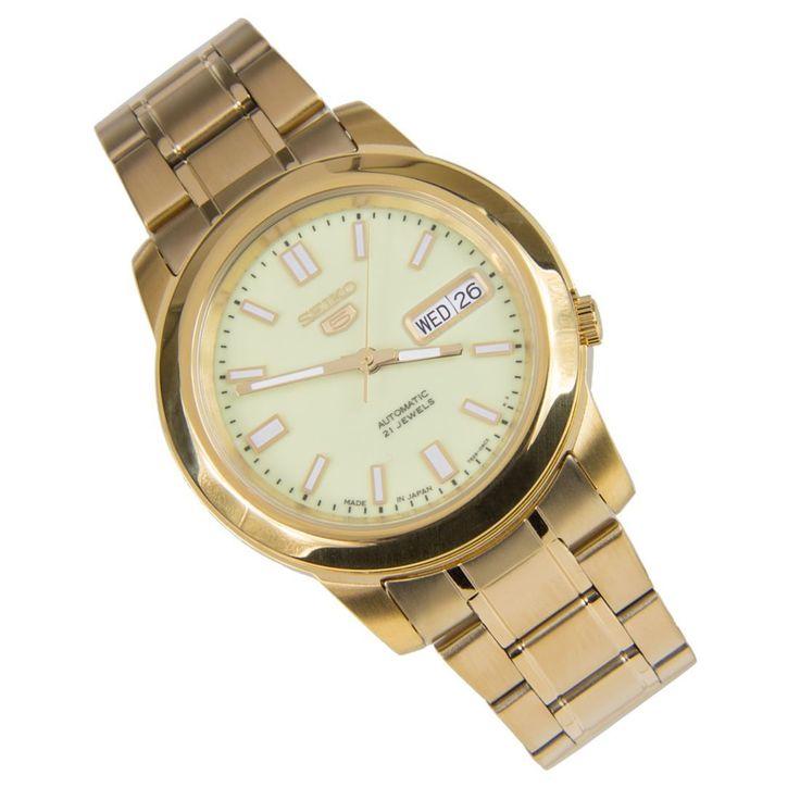Chronograph-Divers.com - Seiko 5 Analog Automatic Watch SNKK24J1, $105.00 (http://www.chronograph-divers.com/seiko-5-analog-automatic-watch-snkk24j1/)