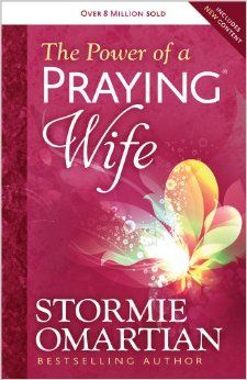 February 2016- Book Club - The Power of a Praying Wife by Stormie Omartian. (not an affiliate link, endorsement, or sponsorship) #ChristianBooks #MarriageBooks #Marriage #Prayer #Bookclub