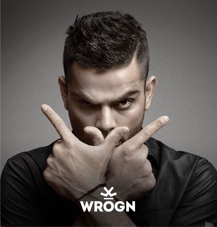 Wrogn_Virat Kohli on Behance