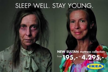 IKEA - Sleep well. Stay Young.