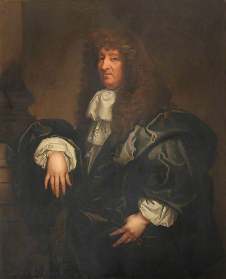 Samuel Butler (1612–1680)  Gerard Soest (c.1600–1681)  Bodleian Libraries, University of Oxford