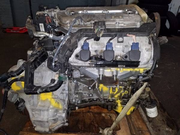 2007 ACURA TL TYPE S ENGINE AND TRANSMISSION FOR SALE (queens) $1800