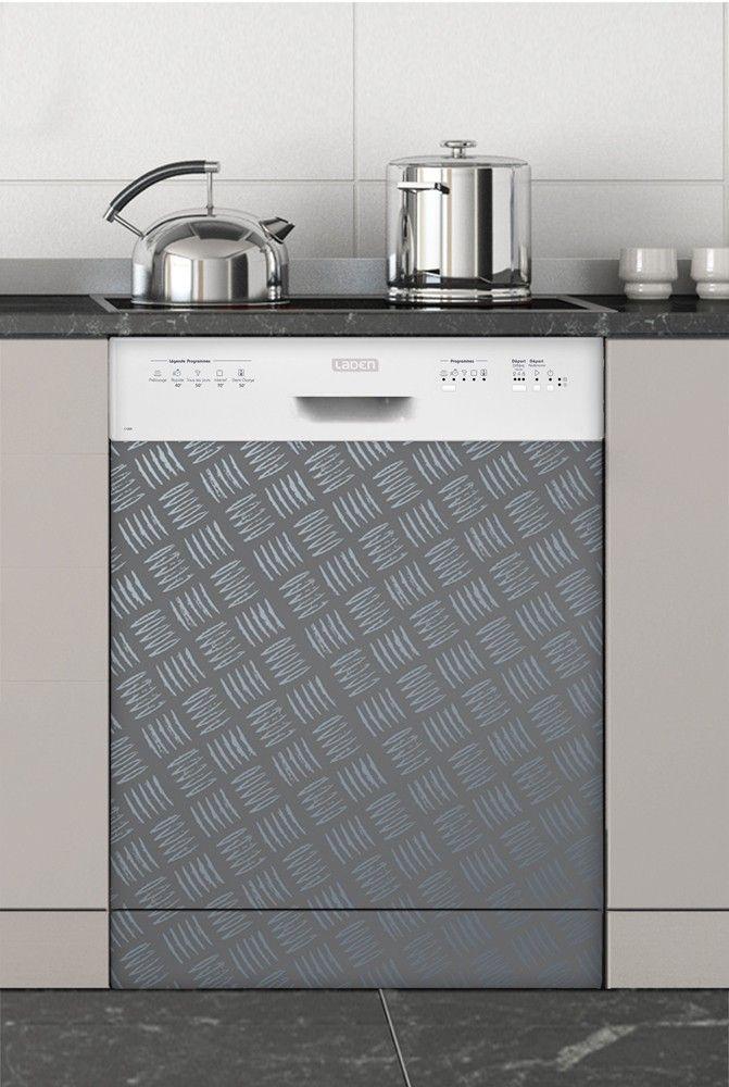 Loft, Sticker Lave-vaisselle - Stickers Lave-vaisselle - Stickers électroménager