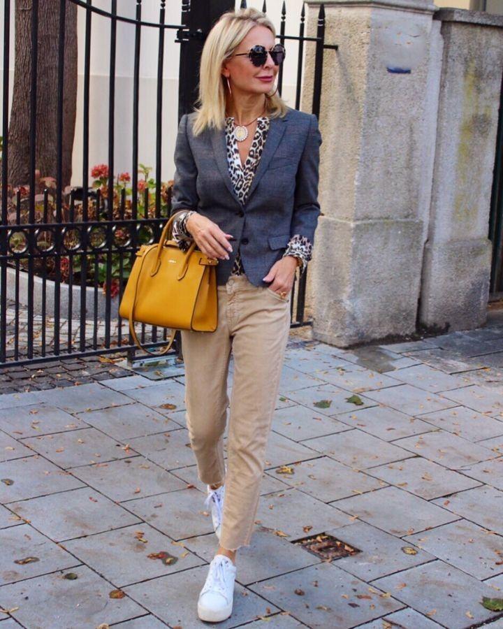 Stylingtipps Fur Kleine Frauen Von Der Bloggerin Bibi Horst Outfit Modetrends Kleidung