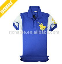 short sleeve embroidery design polo t shirt wholesale China  best buy follow this link http://shopingayo.space