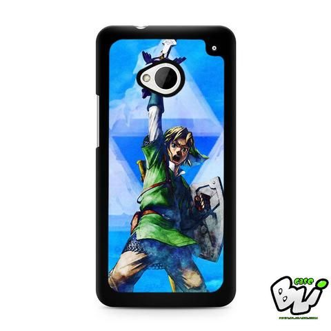 The Legend Of Zelda HTC G21,HTC ONE X,HTC ONE S,HTC M7,M8,M8 Mini,M9,M9 Plus,HTC Desire Case