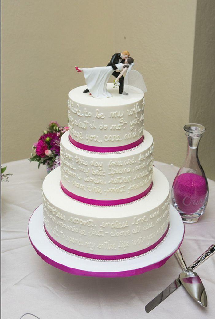 cake boss wedding cakes pink