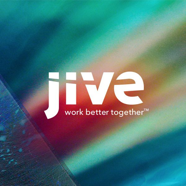 Jive's communication and collaboration solutions help people and organizations work better together. Learn more.