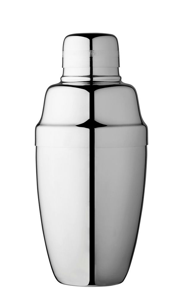 Small AG Stainless Steel Cocktail Shaker 36cl