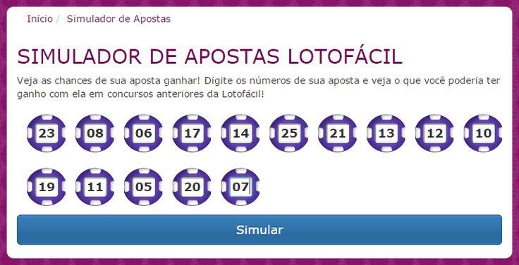 Dicas lotofacil – Repetição de Jogos » Loteria Vip
