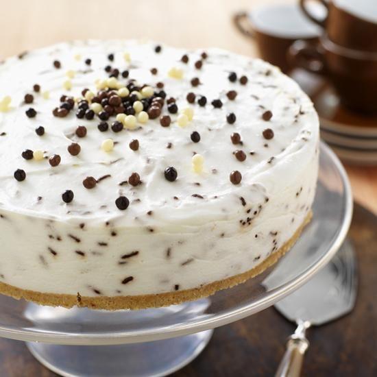 MonChou Stracciatella taart recept | Dr. Oetker