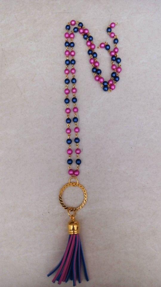 Handmade necklace designed by Elli lyraraki!! 19