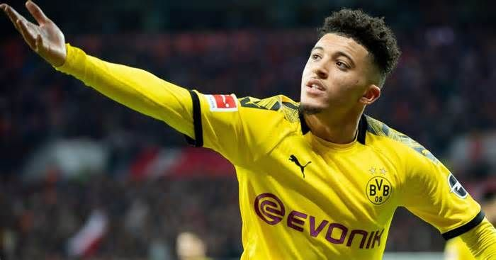 Latest News For Football Transfer Rumours Sancho To Chelsea Or Manchester United In 2020 Manchester United Football Transfers