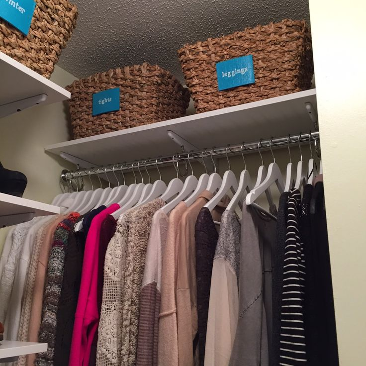 The Dos And Donu0027ts For Organizing Your Closet