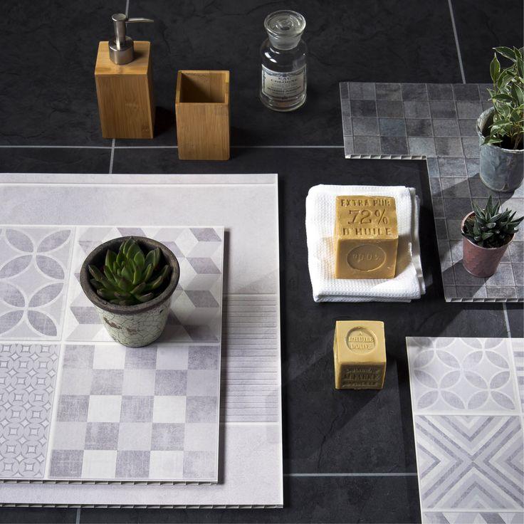 les 25 meilleures id es de la cat gorie lambris pvc en. Black Bedroom Furniture Sets. Home Design Ideas