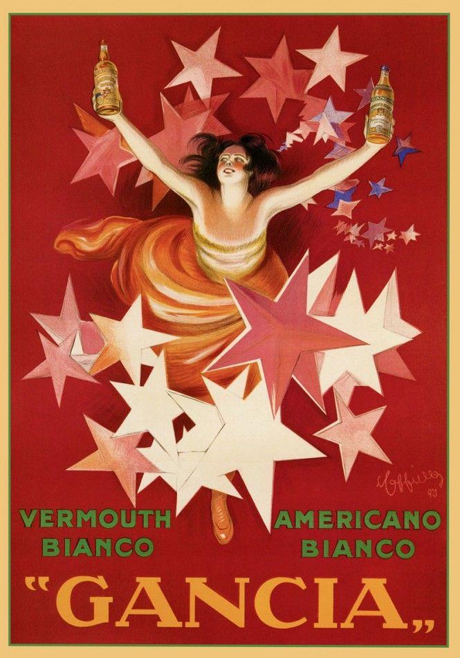 A vermouth with Leonetto Cappiello   Italian Ways