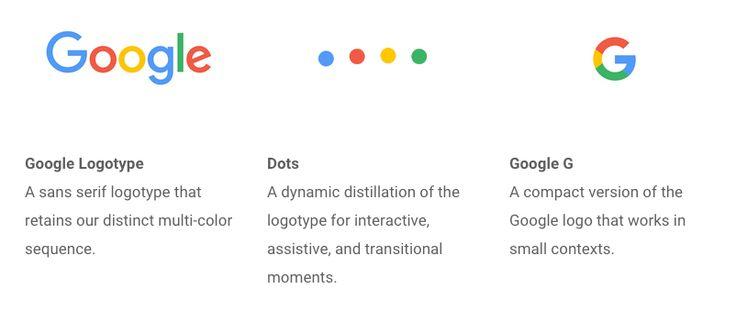 #Google Gets A New Logo - | @moontechnolabs http://tcrn.ch/1JMiCqy #logodesign  #googlelogo http://www.moontechnolabs.com/app-and-logo-design-services/