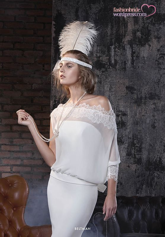Vision by Elisabetta Polignano 2015 Spring Bridal Collection