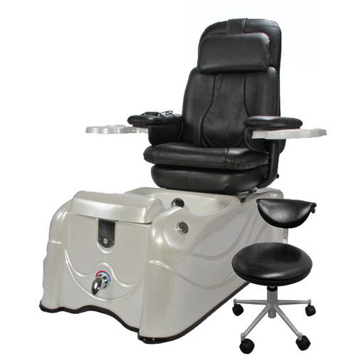 Lady Elise Pipeless Pedicure Spa Chair for sale at 60% off! Two weeks only! Come celebrate with us for new site launch. #nail #equipment #salondesign