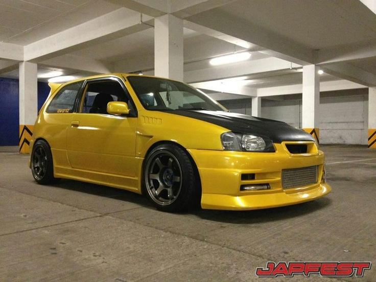 Cool starlet turbo!