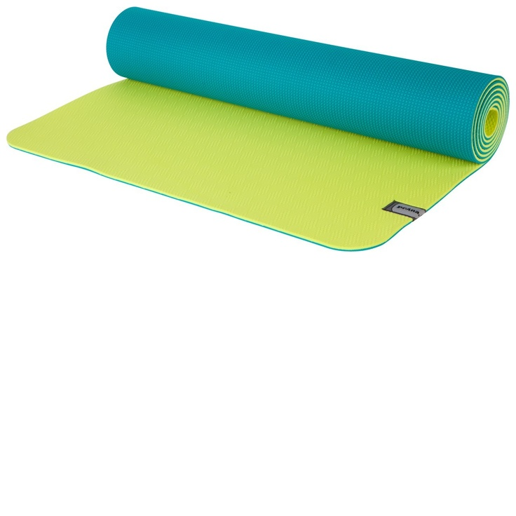 prAna reversible ECO sticky mat in lime lake. (http://www.kamalaom.com/prana-e-c-o-yoga-mat-lime-lake/)