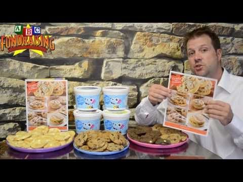 Gourmet Cookie Dough Fundraiser - ABC Fundraising® - Up To 80% Profit - YOUTUBE VIDEO - http://www.abcfundraising.com/cookie-dough-fundraiser.htm