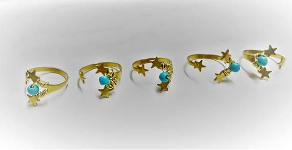 Hey, I found this really awesome Etsy listing at https://www.etsy.com/uk/listing/524229444/celestial-turquoise-ring-celestial-ring