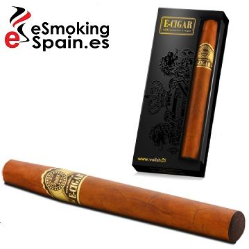 Puro electronico con 3 recargas con nicotina , puro tiene 6 meses de garantia, envio en toda españa 24h