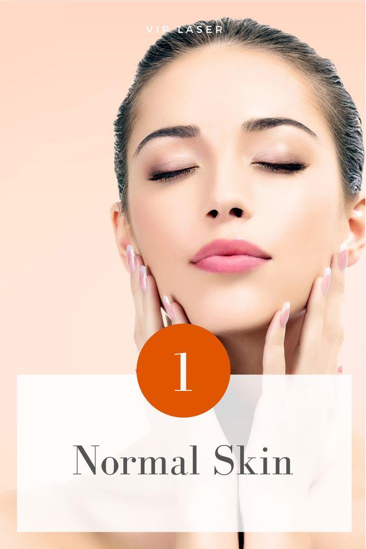 Normal Skin Type in 2020 Deep cleansing facial, Laser