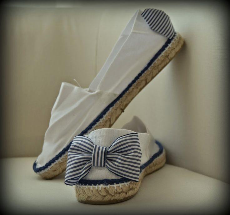 Ya estamos en primavera y empezamos con las nuevas zapatillas  aquí dejo una pequeña muestra .........
