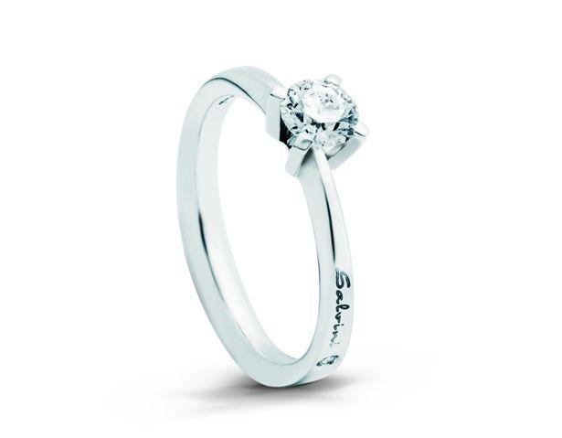Anelli di fidanzamento e solitari da regalare il giorno di San Valentino - Elle