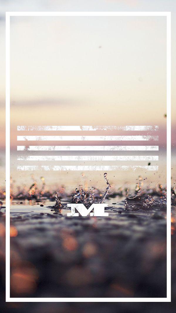 YG Lockscreen World • BIGBANG MADE LOGO Lockscreen reblog if you...