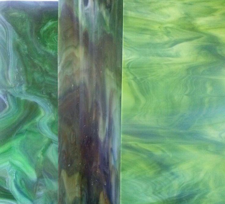 Ezek az üveglapok a füves talajhoz lettek kiválasztva.