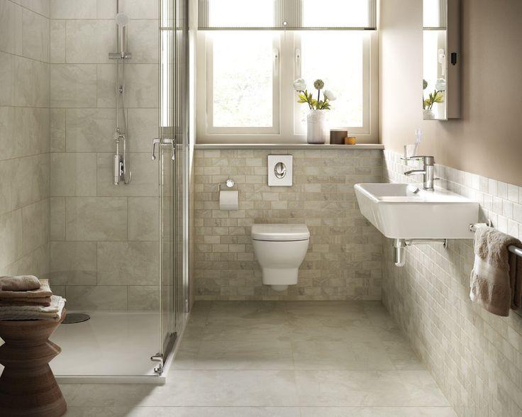 20 best schluter images on pinterest bathroom ideas for Daltile bathroom ideas