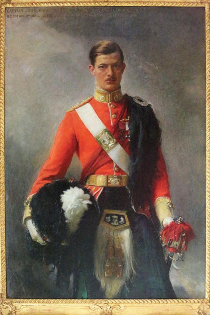 Captain John Aidan Liddell VC