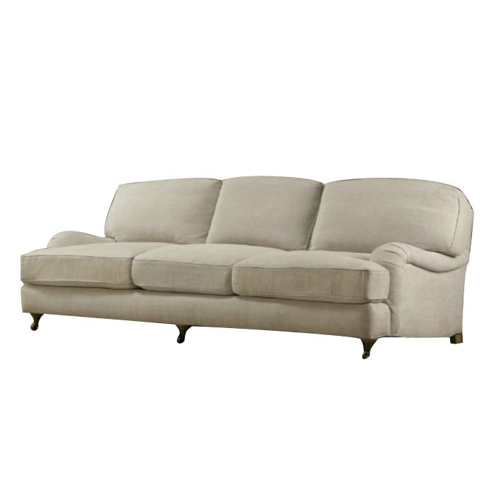 English Roll Arm Sofa: Casa English Roll Arm Sofa