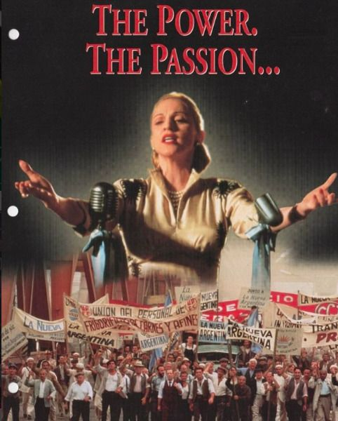 Madonna Argentina Movie : madonna, argentina, movie, Madonna, Argentina, Movie