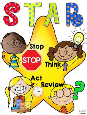 Every student can be a STAR math problem solver.  Freebie!   Find out how to help all your students master math word problem strategies.