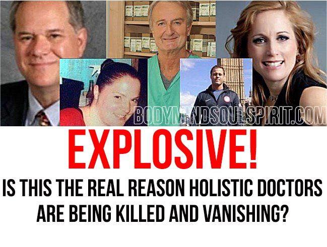 Explosive: Is This The Real Reason Holistic Doctors Are Being Killed And Vanishing? GcMAV and Nagalase