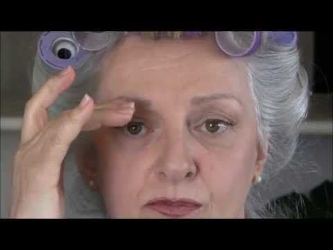 ▶ Brow Correction & Eye Liner for the Mature Eye - YouTube