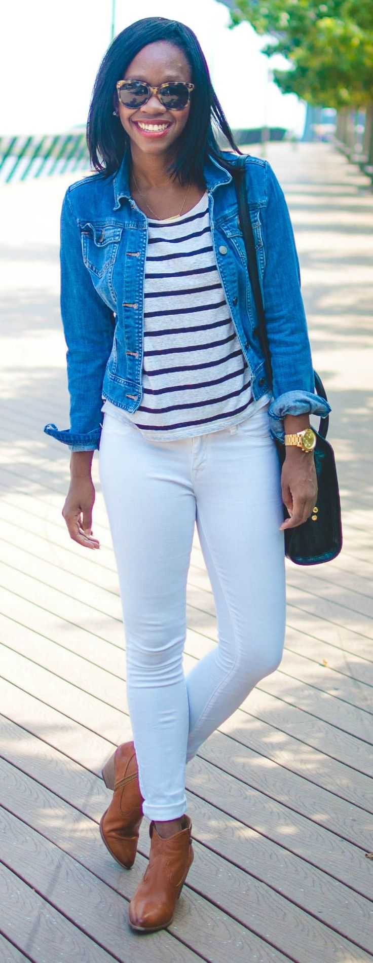 1000  images about How to Wear: White in the Fall or Winter on ...