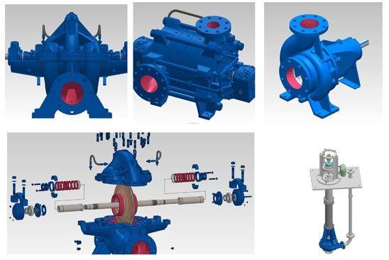 ef16b6fabe7a86b3287c7e6447d2e3a9 - Pump Impeller Types And Applications
