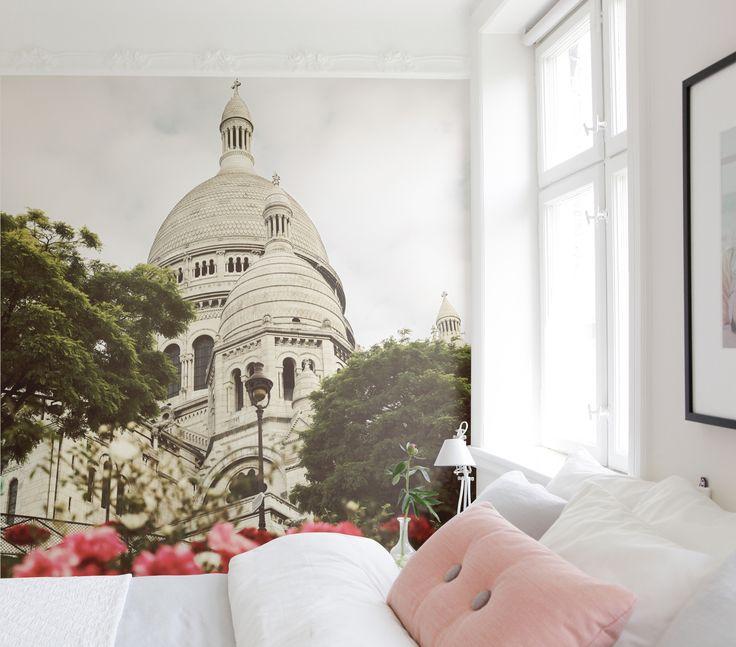 """""""City of Romance"""" passer godt som en fondvegg. www.mrperswall.no/"""