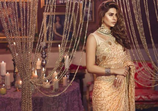 Zarqash Chiffon Collection Latest Party Wear Dresses 2018 | PK Vogue