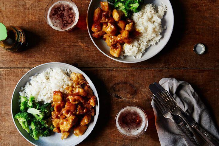 Homemade Takeout: Panda Express-Style Orange Chicken on Food52
