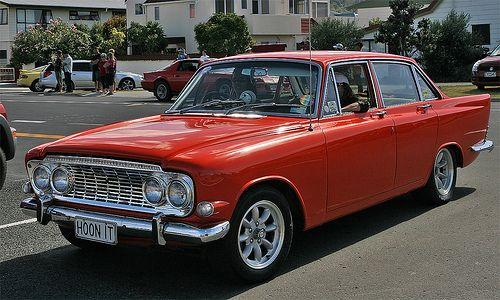 Ford Zephyr Zodiac Mk3