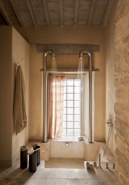 Vasca Da Bagno Con Vista Sulla Citta Interior Design: Fantastici bagni ...