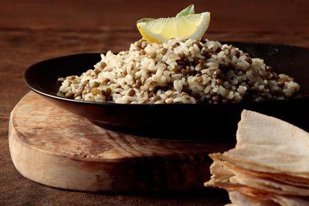 Μουτζέντρα (παραδοσιακό κυπριακό φακόρυζο) - Συνταγές | γαστρονόμος