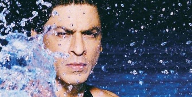 you are my paradis (Song- Tujh Mein Rab Dikhta Hai)  by king SRK
