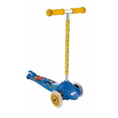 koloběžka - tříkolka Twist Dory